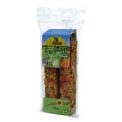 Farmys Zanahoria e Hinojo snack para roedores