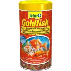 Tetra GoldFish Escamas