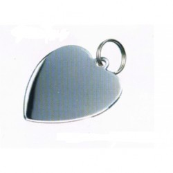 Colgante identificador Corazón