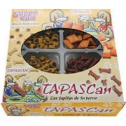 Tapas para perros Tapascan