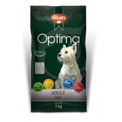 Visan Optima Adulto Mini Pollo y Arroz 3 kg
