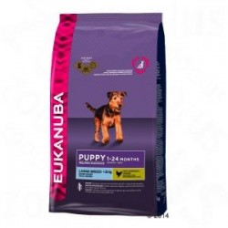 Eukanuba cachorro raza grande