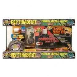 Kit completo para geckos Reptihabitat