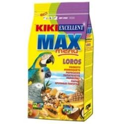 Kiki Excellent Max Menú Loros y Cotorras