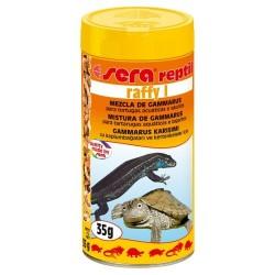Sera raffy I Alimento para tortugas y anfibios
