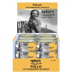 Retorn Pollo (Pack) comida natural para gatos
