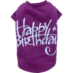 Camiseta Feliz Cumpleaños