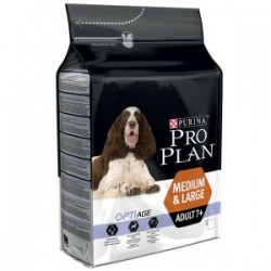 Pro Plan Medium & Large Senior Original 7+ OptiAge pollo