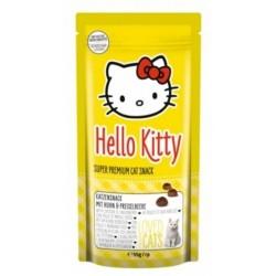 Snack Hello Kitty Pollo y Arandanos gatos