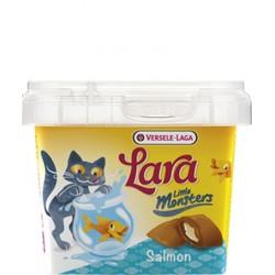 Bocados salmón Lara para gatos