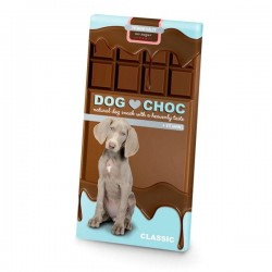 Tableta de chocolate Dog Choc Classic