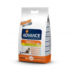 Advance Adult Pollo y Arroz Gato