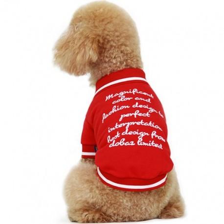 Camiseta Polo Roja