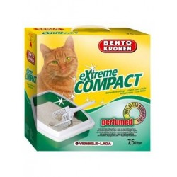 Arena para gatos aglomerante Extreme Compact