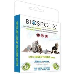 Biospotix collar  antiparasitario para gatos