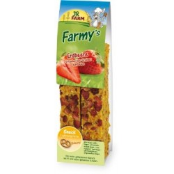 Farmys Fresa snack para roedores