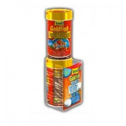 Tetra GoldFish 2 x100 ml + Safe Tab de !!REGALO!!