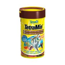 Tetramin alimento en escamas
