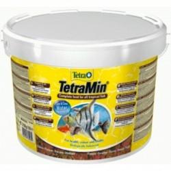 Tetramin alimento en escamas 10L