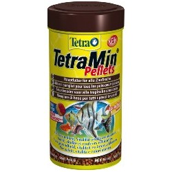Tetramin Pellets instisificador de color