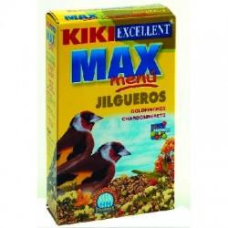 Kiki Max Menu Jilgueros