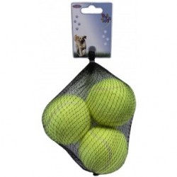 Pack 3 Pelotas de Tenis con sonido