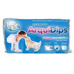 Pañal Arquidip para perros Talla S