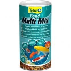 Tetra Pond Multimix comida para peces estanque