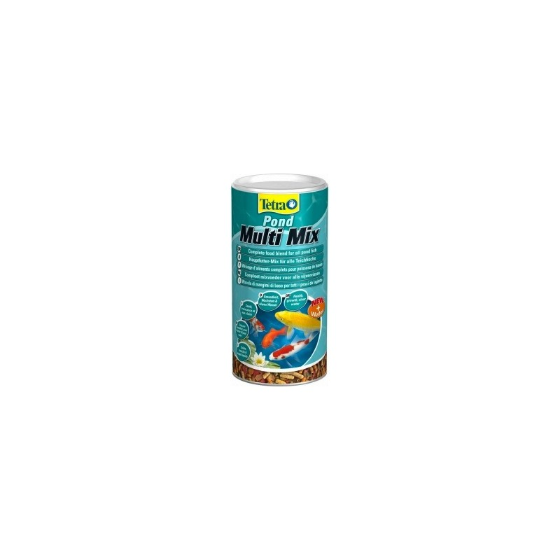Tetra pond colour stick peces estanque for Comida para peces de estanque