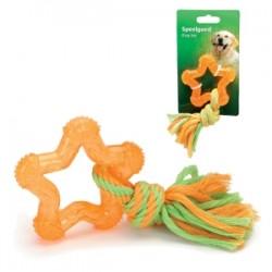 Juguete de goma Estrella con cuerda
