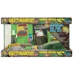Kit completo para anfibios Reptihabitat