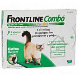 Frontline Combo Spot On Gatos