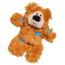 Peluche Kong Softies Patchwork Bear