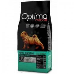 Visan Optimanova Puppy Digestive