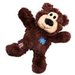 Kong WIld Knot relleno de nudos juguete para perros