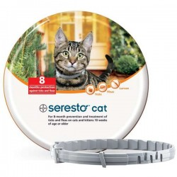 Collar Seresto  Antiparasitario Gatos