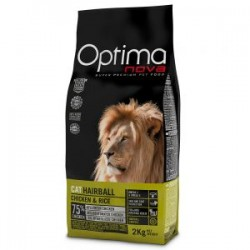 Visan Optimanova Hairball