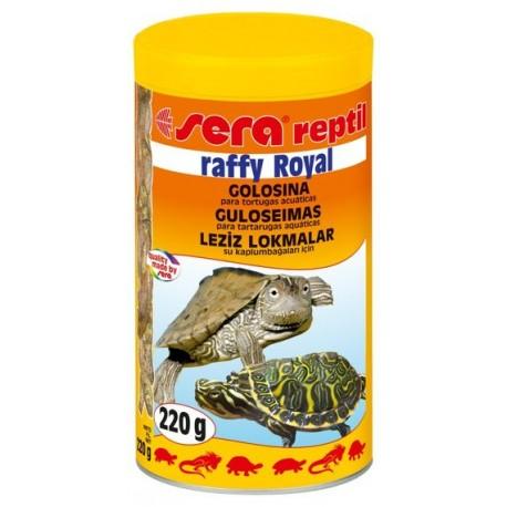Sera raffy Royal Golosinas para reptiles y anfibios