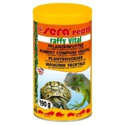 Comida Reptiles Herbívoros Sera Raffy Vital