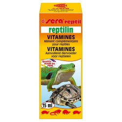 Multivitaminas Sera Reptilin