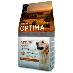 Optima Grain Free Pollo