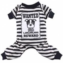 """Pijama-Disfraz """"Se busca"""" 4 patas"""