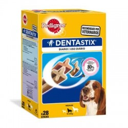 Pack Pedigree Dentastix perros medianos