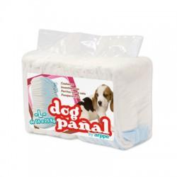 Pañal-braguitas desechables perros 12 und