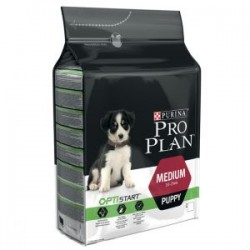 Pro Plan OptiStart Puppy Medium Pollo con Arroz