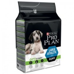 Pro Plan Puppy Large OptiStart Athletic Pollo y Arroz