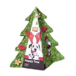 Árbol Navidad para perros con galletas
