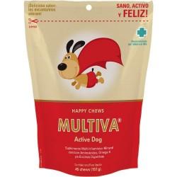 Suplemento vitamínico Multiva Active Dog para perros