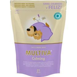 Suplemento antiestrés  Multiva Calming gatos y perros pequeños