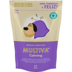 Suplemento antiestrés Multiva Calming gatos y perros medianos